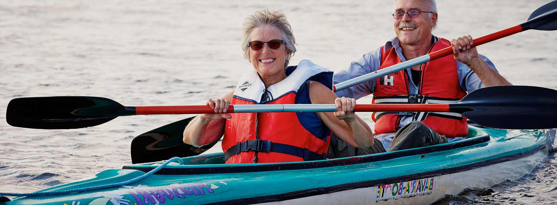 GENSTART -fra et aktivt arbejdsliv til et aktivt seniorliv