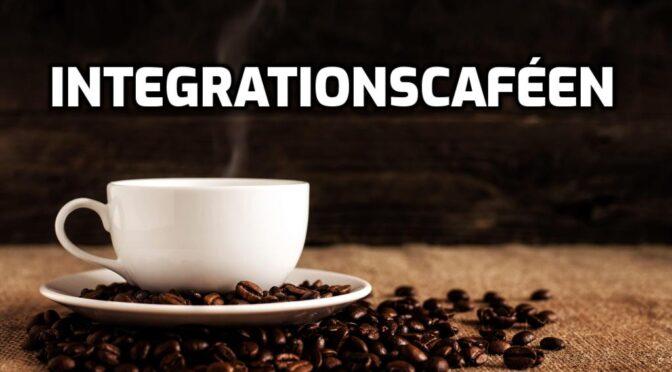 Integrationscaféen er stedet hvor man mødes på tværs af sprog og kultur!
