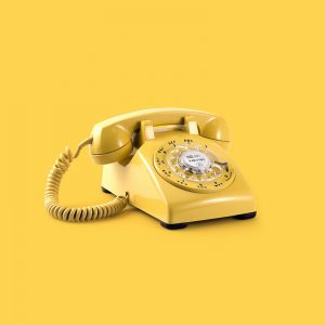 Jane laver selvopfundet telefon-frivillighed!