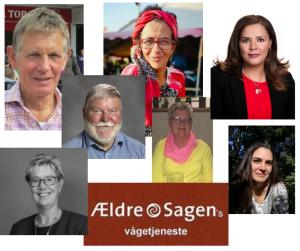 Mød de 8 nominerede til Årets Ildsjæl 2020