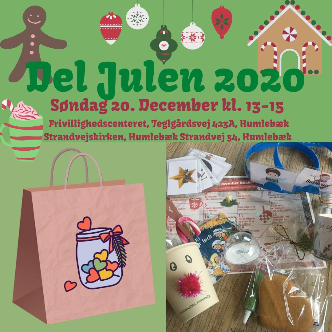 Kom og få en Familie-ferie-jule-pose til børn