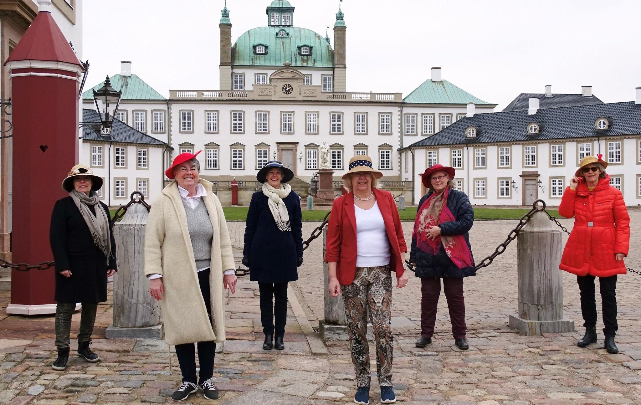 Blixen Klub Fredensborg inviterer kvinder over 60 til ny forening