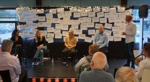 Unge politikkere giver deres bud på fremtidens frivillighed